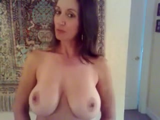 Russian milf naked